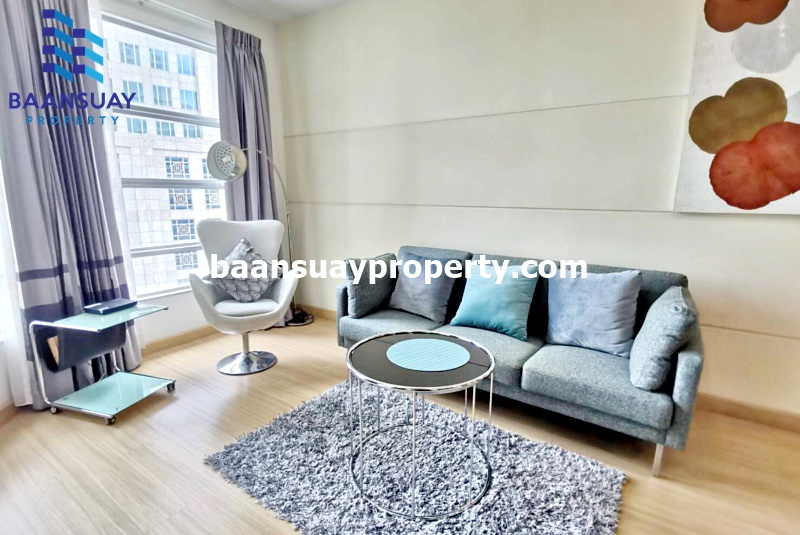 Condo for  rent Citi Smart  Sukhumvit 18 near BTS Asoke & MRT Sukhumvit